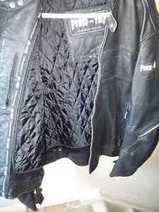 Leather Motorcycle Jacket Belleville Belleville Area image 6