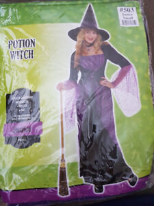 Potion Witch - Halloween Costume