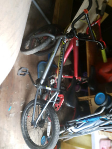 4 bikes for sale moving!