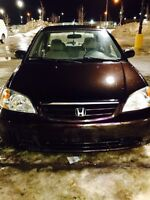 Honda Civic 2001 low km