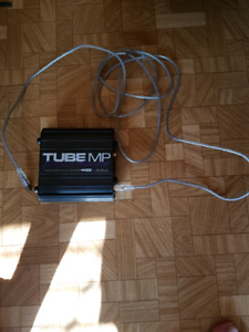 Tube MP project series - preamp