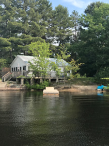 Muskoka cottage for rent SPRING
