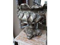 Detailed ornate resin case