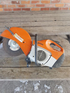 STIHL 420 CONCRETE CHOP SAW