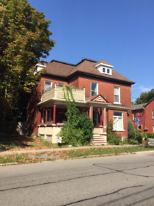 Large Victorian brick home, downtown Brockville $1600/mo +