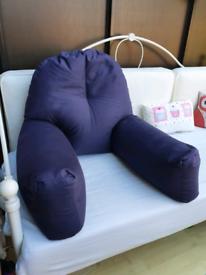 Comfortable Backrest, Armseat Cushion