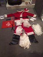 Santa Suit - Adult large size