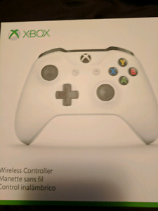New sealed xbox one controller