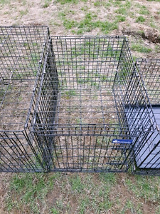 28 Wire Crates or Plastic Kennels Lots of Sizes (Benefits SPCA )