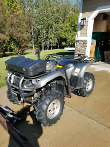 2001 660 Grizzly