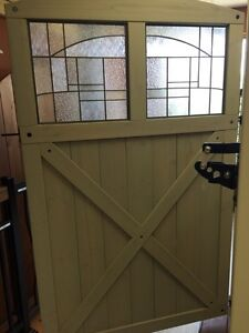 New Prefabricated gates for sale $75ea