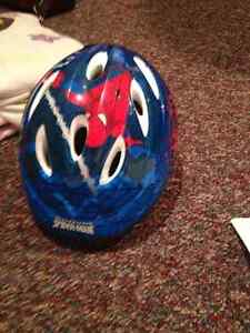 Boys Toddler Spider-Man Helmet