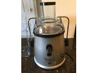Moulinex JUICEMACHINE Pro Juice Machine JU500815 whole fruit juicer