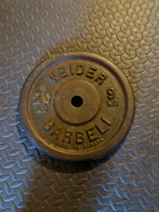20lb weight plate