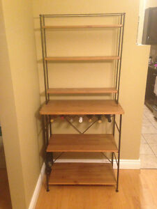 Wine rack and buffet