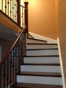 Stairs Refinishing and Hardwood Installation Oakville / Halton Region Toronto (GTA) image 7