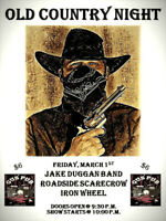 JAKE DUGGAN BAND w/ guests @ Gus' Pub Friday March.1st!
