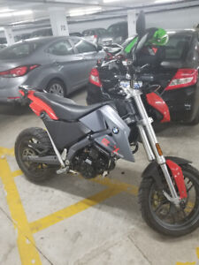 2007 BMW G 650 X-SUPERMOTO (MINT CONDITION)