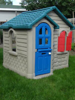 out-door play-house