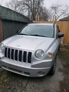 Jeep Compass 2007 AS IS