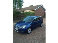 2008 Ford Fiesta Style 1.4 TDCI 95k Full service history £1795