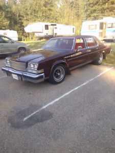 1978 BUICK PARK AVENUE BC Car NOW $2200  Oct.17th