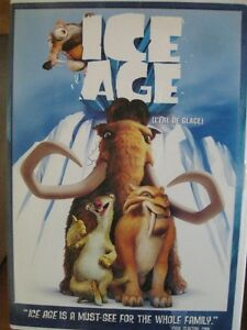Ice Age, UP, Open Water, Red, Closer, IamSam, How tk Mockingbird