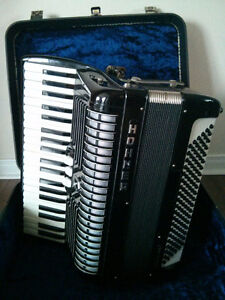 accordéon hohner 120 bases