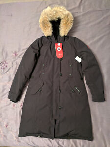 Authentic Canada Goose Kensington Parka - Never Worn