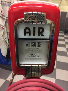 Coca Cola Vendo 44, eco air meter, gas pump, Pepsi cola