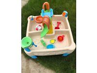 Little Tikes Sandpit/Waterbox