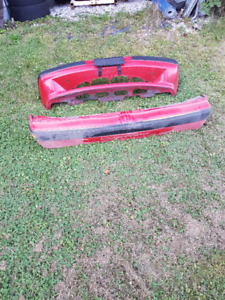 fox body bumper covers
