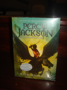 Percy Jackson Compete Book Set