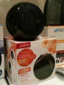 Sunbeam Warm Me personal heater for sale