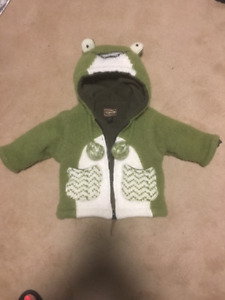 Boy or Girl outer wear, original wiggles hat, and hoodie