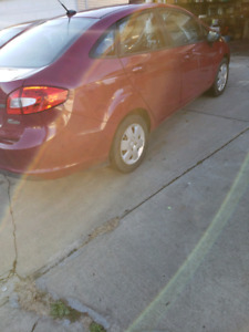 2011 Ford fiesta with remote starter and all season tires
