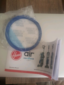 Hoover air cordless lift vacuum  filter