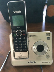 vtech home phone and answering machine