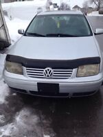Jetta 1.8 turbo 2002 Automatique 137 307km