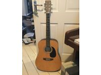 Eastwood acoustic guitar perfect condition