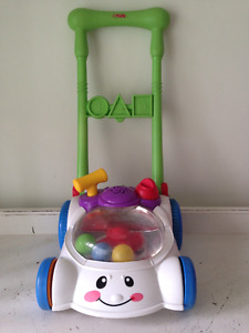 Fisher Price Laugh and Learn Mower