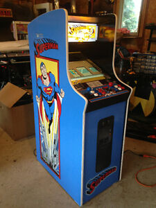 PACMAN & MRS PACMAN UPRIGHT & CT TABLES & MUCH MORE Cornwall Ontario image 4