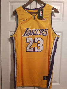 LeBron James Jersey - LA Lakers - New with tags