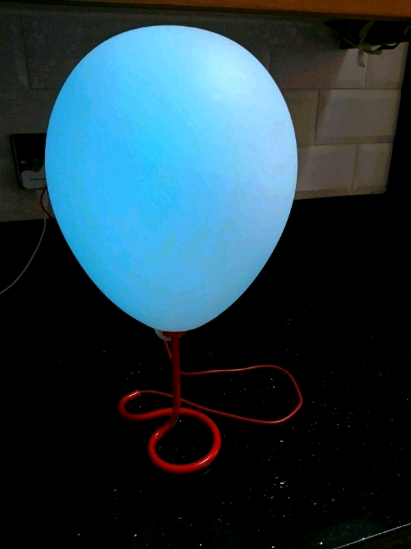 3d Novelty Colour Changing Usb Balloon Lamp In Southampton Hampshire Gumtree