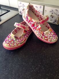 Lelli Kelly shoes x2 pairs size 32 £20 for both