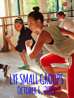 Love Yourself Fit is offering SMALL GROUP TRAINING!!