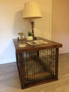 Dog Crate Frame Tables