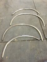 1999 - 2004 f250 superduty stainless wheel arch trim