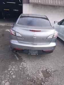Like New Mazda 3 2010 West Island Greater Montréal image 2