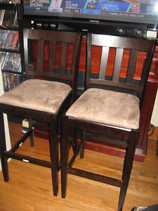 high back Bar Stool chairs island Chairs , very nice $50.00 for